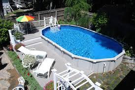 semi inground pool ideas. Gratifying Semi Inground Pool Ideas E