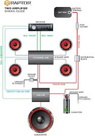 wiring guide dualamp jpg resize 494 703 wiring diagram for car stereo capacitor wiring diagram 494 x 703