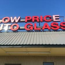 photo of low auto glass austin tx united states the sign