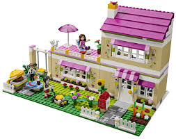 Plan Maison Lego Friends