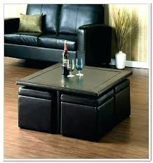 coffee table with 4 ottomans glass coffee table with ottomans coffee table cubes storage coffee table with ottomans glass coffee table