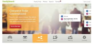 Do You Have A Family Tree On Familysearch Org On Grannys