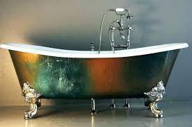 cast iron bathtub repair old cast iron tub brass cast iron