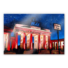 <b>Acrylic</b> glass Bleichner - Berlin beneath the starry <b>sky</b> | wall-art.com