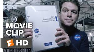 The Martian Movie CLIP - Let's Do the Math (2015) - Matt Damon, Jessica  Chastain Movie HD - YouTube
