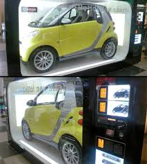 Smart Car Vending Machine Germany Inspiration Creative Smart Car Advertising