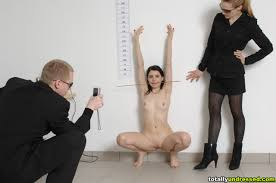 Totally Undressed Gyno Exam And Nude Shoot For A Hot Job 236800.