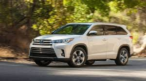 Toyota Highlander Hybrid 2018 Car Review - YouTube