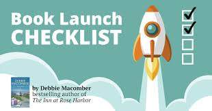 Book Launch Checklist A Marketing Timeline For Authors