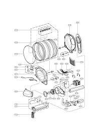 Kenmore 70 series gas dryer parts diagram new best 25 lg dryer parts ideas on pinterest
