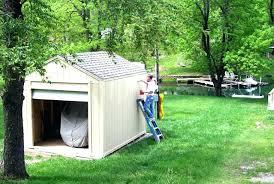 Small Garage Door Opener Ideas Shed Doors Plan For Best Compact Garden Sheds With Roller D