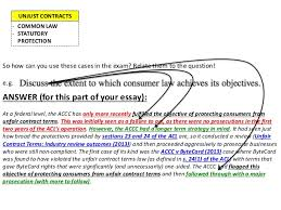 unjust contracts hsc legal studies consumers 21 unjust contracts common law
