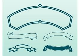 Vector Ribbons And Banners At Getdrawings Com Free For Personal