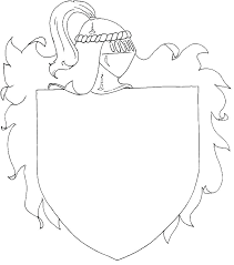 Ctr Shield Coloring Page Impressive Ctr Shield Coloring Page