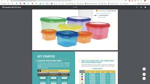 P90x Portion Chart How To Figure Out Containers For A Pre Portion Fix Program