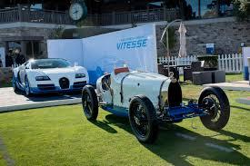 Luxury blue leather interior of bugatti veyron 16.4 grand sport new bugatti veyron l ' or blanc. Special Edition Bugatti Veyron 16 4 Grand Sport Vitesse Debuts At The Quail A Motorsports Gathering Bugatti Newsroom