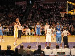 Los Angeles Lakers Loge Seats Lakersseatingchart