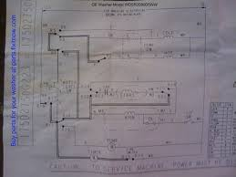 wiring diagrams and schematics appliantology GE Profile Washing Machine Diagram ge washer mod wdsr2080d5ww schematic