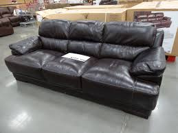 Costco Leather Sofa Roselawnlutheran Leather Couch Costco N64