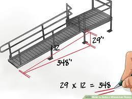 handicap ramp design