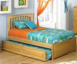 Twin Size Bed For Girl Kids Furniture Kids Trundle Beds Trundle Bed ...