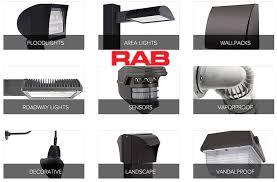 rab lighting fixtures