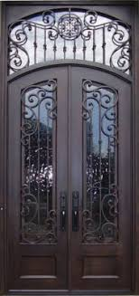 wrought iron exterior doors. Atlanta Iron Doors - That Give You More Wrought Exterior