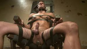 Gay torture electro ass