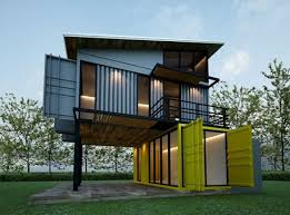 Container guesthouse