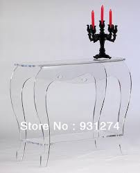 cheap acrylic furniture. Furniture Classic Acrylic Console Table Home Design And Decor Gallery With Clear Cheap Images E