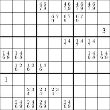 Sudoku Puzzel Solver Pdf Entropy Minimization For Solving Sudoku