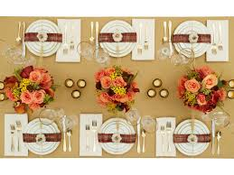 thanksgiving table centerpieces. Fabric Play Thanksgiving Table Centerpieces