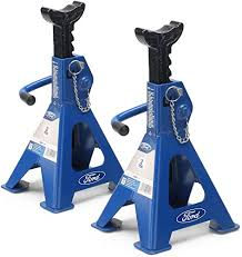 Car jack may refer to: Ford 2 Ton Car Jack Stands 2 Pieces Car Lift For Garage And Tire Change Price In Uae Amazon Uae Kanbkam
