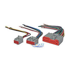 ford focus wiring harness car stereo radio wiring harness plugs to factory radio for ford lincoln mercury