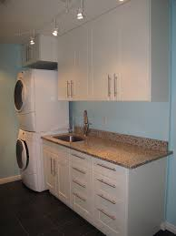 kitchen laundry room cabinets laundry. Small Cabinet System With Granite Countertop And Sink Plus Faucet For A Laundry Room Washing Kitchen Cabinets