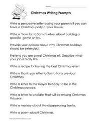 christmas writing prompts worksheets barbie stuff christmas writing prompts