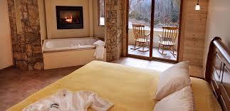 romantic hideaway suite at chalet suites boutique hotel