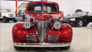 1939 Chevy Master Deluxe - YouTube