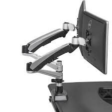 Ergotron Lx Triple Display Lift Stand Review Monitor Arms For Desk Standing Desks VARIDESK onsingularity 87