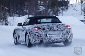 2018 bmw production schedule. wonderful schedule 2018 bmw z5 caught testing with preproduction bodywork in bmw production schedule