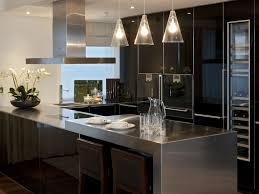 kitchen bar lighting. Countertops \u0026 Backsplash Dark Glass Door Kitchen Cabinet Stainless Steel Breakfast Bar Lights And Lighting