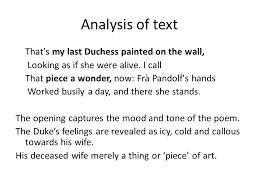 write essay my last duchess original content  my last duchess scholar advisor benefits of national service programme stpm essay