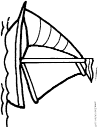 Small Picture Boat Coloring Pages Coloring Page Blog