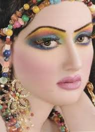 bridal makeup beautiful arabic eye makeup beauty tips and tricks with care n style