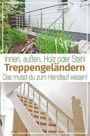 Ein handlauf aus holz oder edelstahl verleiht ihrer treppe einen ganz neuen look und ein neues gefühl. Treppengelander Selbst De Treppe Fliesentreppe Treppe Ideen