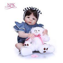 <b>Bebe Silicone</b> Toys Lifelike <b>Reborn Baby</b> Promotion-Shop for ...