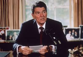 Ronald Reagan 40th President Of The United States