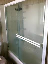 appealing shower door cleaner diy cleaning glass shower doors and enclosures orange county for designs best