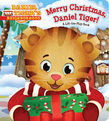 Daniel Tiger Christmas Coloring Page Printable Coloring Pages For Kids