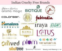 indian free brands skin care hair care makeup